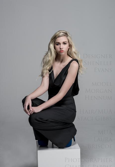 Designer Shenelle Evans