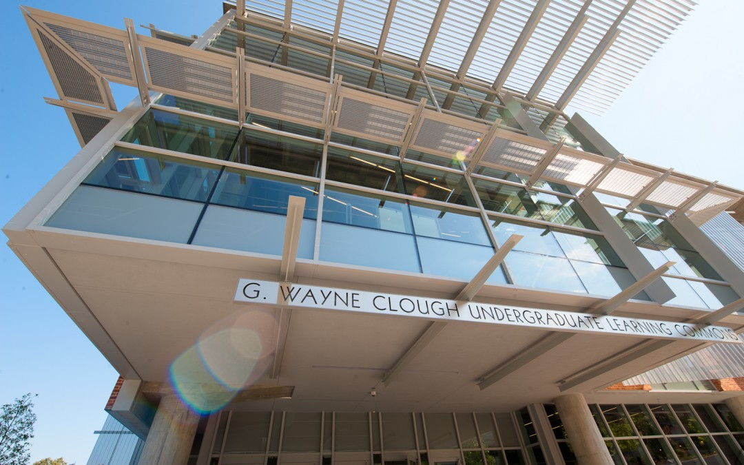 G. Wayne Clough Undergraduate Learning Commons – Georgia Tech