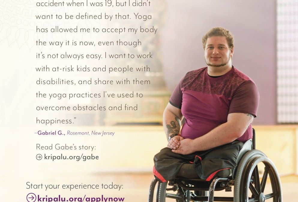 Yoga Journal National Ad