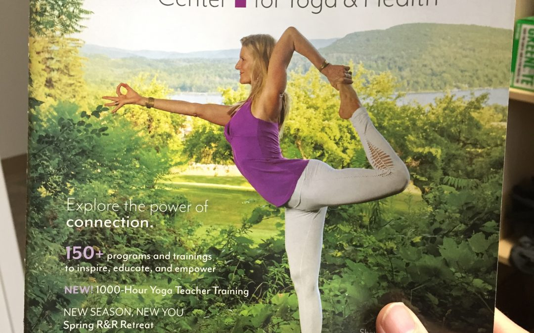 Shiva Rea is the Cover Shot for Kripalu – Spring 2017