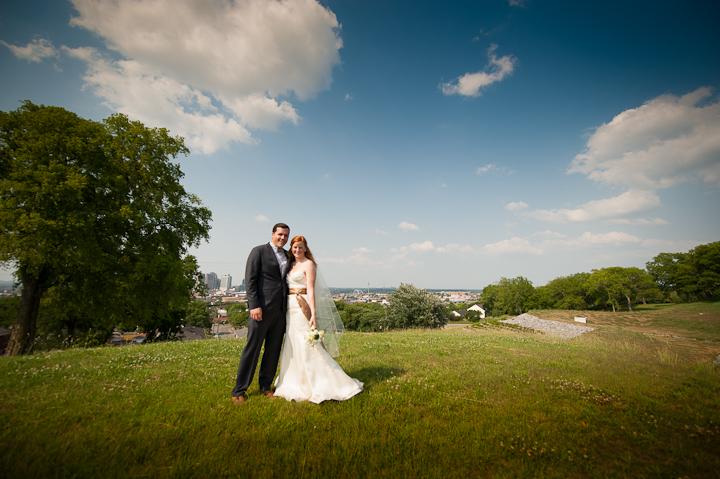 Jessica and Stephen Wedding
