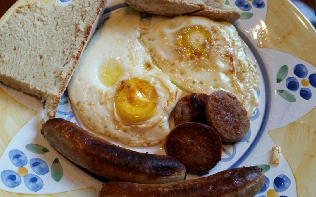 Easter Irish Breakfast