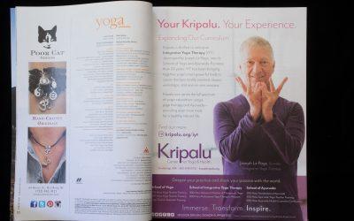 Yoga Journal Ad